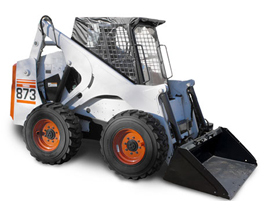 SKIDSTEER CAB ENCLOSURES